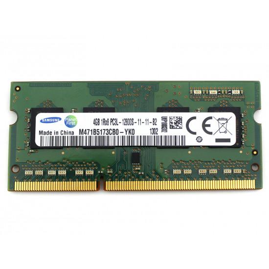 SAMSUNG 4GB 1RX8 PC3L-12800S