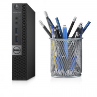 (Renewed) Dell OptiPlex 3040  Micro Business PC : Intel® Core™ i3-6th Generation