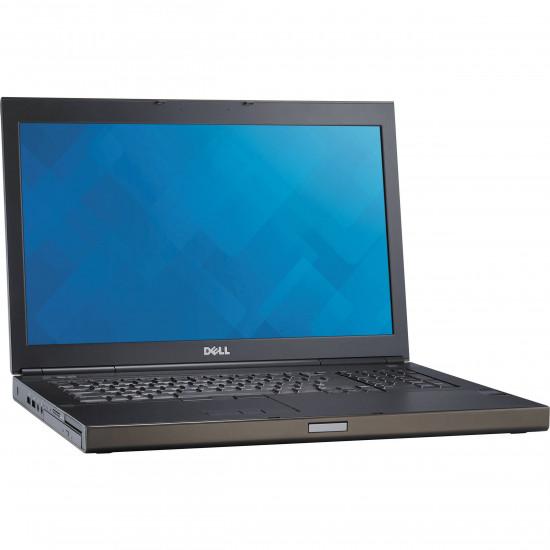 "(Renewed) Dell Precision M6800 Mobile Workstation- 17"": Intel Core i7 4th Generation: NVIDIA Quadro K5100M 8GB GDDR5 dedicated memory"