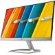 HP 21.5-inch (54.6 cm) Ultra-Slim LED Backlit Gaming Monitor - 16:9 FHD, Micro-Edge, 75 Hz Refresh Rate, AMD Free Sync- HP 22F Display - 3AJ92AA#ACJ (Silver)