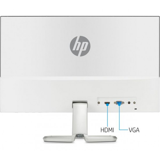 HP 22fw Ultra-Thin Full HD 21.5-inch IPS Monitor with VGA and HDMI Ports