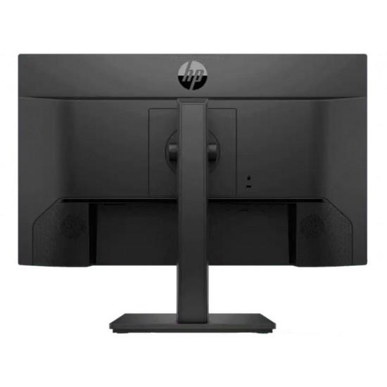 HP 23.8 inch Full HD LED Backlit IPS Panel Monitor (24 mh)  (Frameless, Response Time: 5 ms, 75 Hz Refresh Rate)