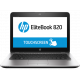 used, refurbished, HP EliteBook 820 G3 Notebook PC: Touch Screen