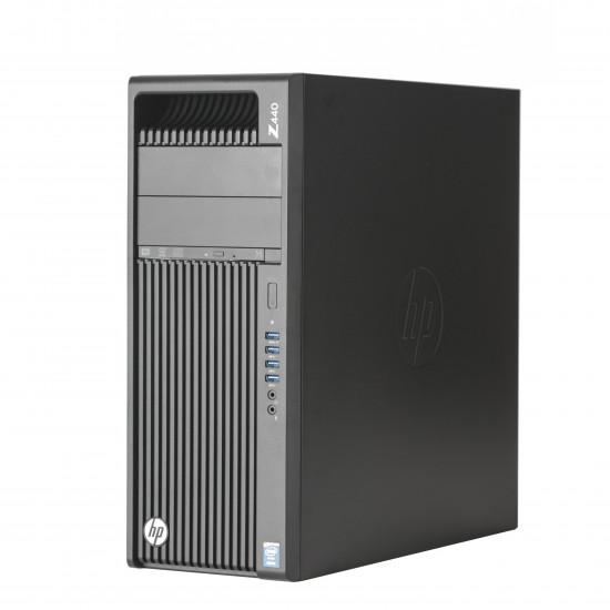 Renewed HP Z440 Workstation : Intel Xeon E5 1650v3 -Accelerated with NVIDIA Quadro Graphics.
