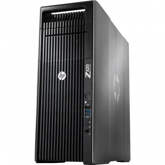 (Renewed) HP Z620 Workstation : Intel Xeon Hexa Core E5 2620-Accelerated with NVIDIA Quadro Graphics.