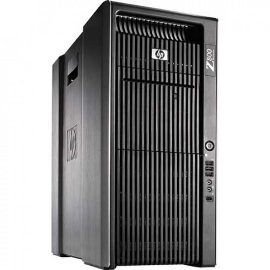 used, refurbished, HP Z800 Workstation