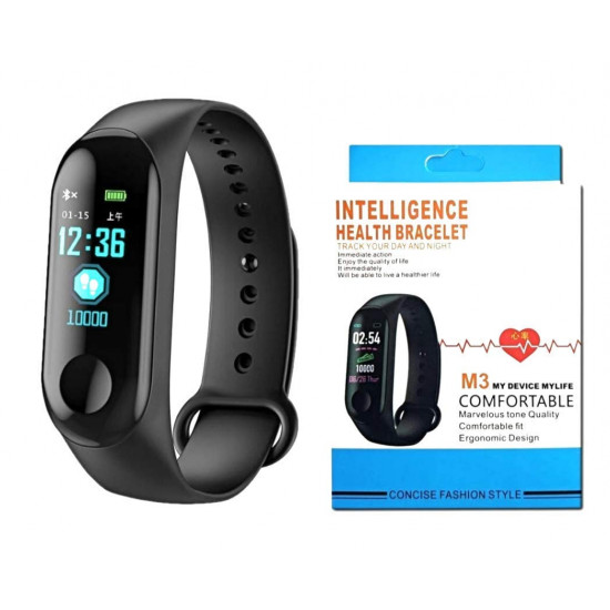 M3 My Device My Life Fitness Band